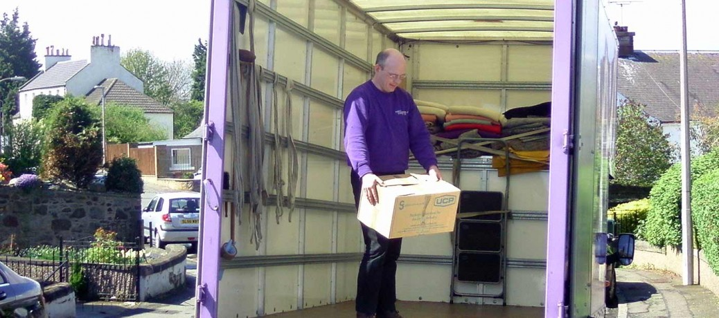 Man and Van Edinburgh Removals