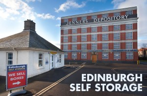 Storage Facilities Edinburgh